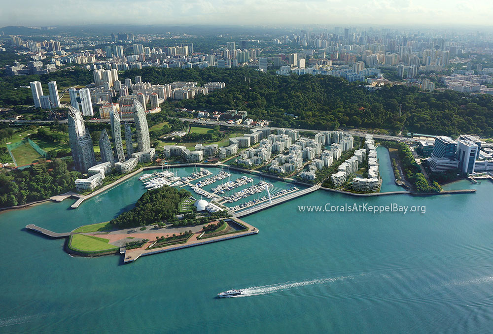 Corals at Keppel Bay Perspective